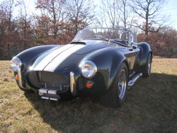 '66 Shelby Cobra 427 SC Exterior Pictures