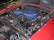 '69 GT350 Convertible Engine Pictures